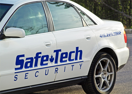 SafeTech Monitoring Response