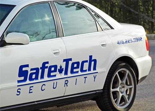 SafeTech Monitoring Response